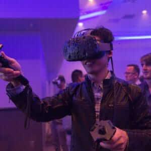 משחקי מציאות מדומה