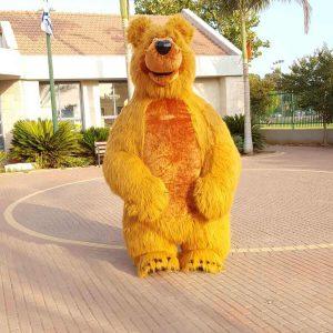 בובת ענק דוב