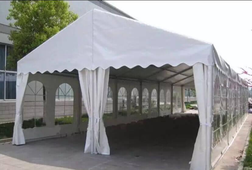 אוהל לאירועים 4 על 8